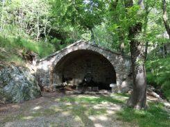 Ermitage de las Salinas : la source