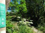 Entrée du Parc naturel de la Vallée d'Eyne
