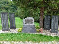 Aulus : monuments aux déportés juifs