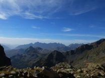 Espagne depuis Col de Sobe