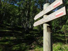 Direction le refuge du Pinet puis le Montcalm