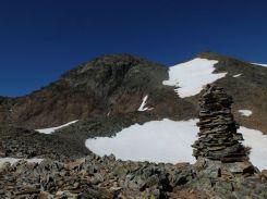 Col entre le Montcalm et la Pica d'Estats