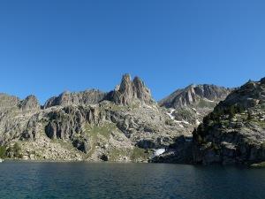 Le lac d'Amitjès