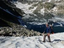 J 24 – descente du pic de la Ratera (2864 m)
