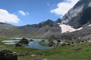 Le lac de Barroude