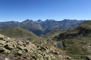 De gauche à droite : Le Lurien, le Palas et le Bala.