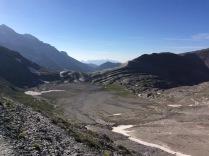 Plat entre Goriz et col de Millaris