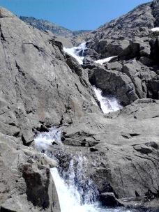 Cascade : Direction le Trou du Toro