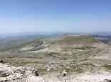 Plateau entre les canyons d'Aniscle et d'Ordesa