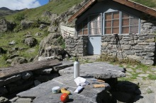Cabane d'Aas