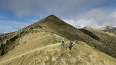 Au fond, le Monte Sarasé