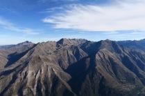 Direction est : Le Montaigu et Pic du Midi