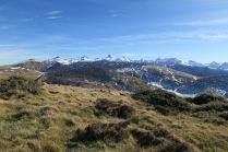 Pic d'Anie au centre depuis l'Ursogagna
