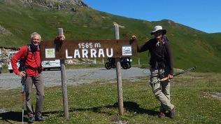 Col de Larrau : Point de départ pour l'Orhy