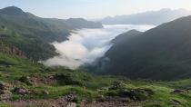 J 39 - brouillard à Lescun