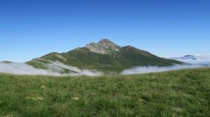 Le sommet du jour : le pic d'Orhy