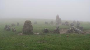 Cromlech's proches du col d'Organbidé