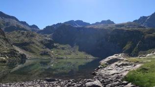 Lac des Oulettes d'Estom Soubiran