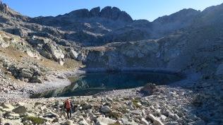 Premier lac : ibón de Serrato