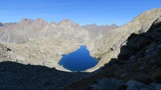 2è lac : ibón de Lavaza (bajo ?)