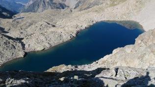 3è lac : ibón de Lavaza (alto ?)