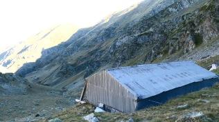Cabane pastorale du Lurien