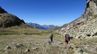 """plateau au-dessus de la """"cabane des chasseurs"""""""