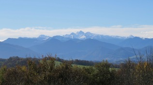 La vue depuis Estialescq