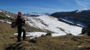 Pic du Midi de Bigorre au fond