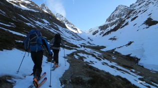 langue de neige pour ski de rando