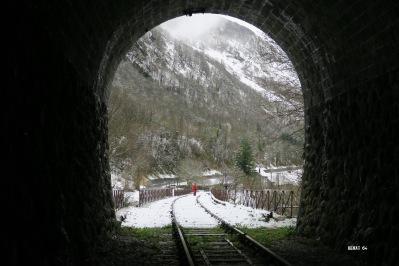 son tunnel !
