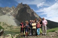 5 familles de gardiens réunies