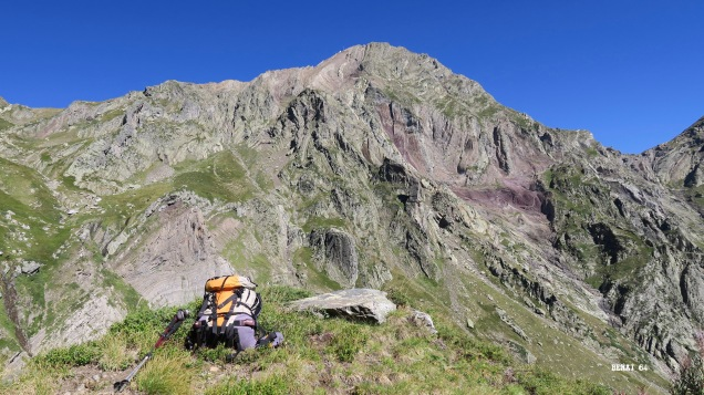 Pic de Sesques 2603 m