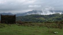 Palombière face à la vallée