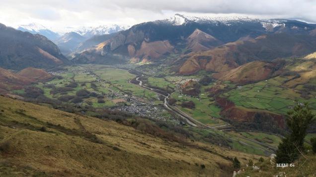 vallée d'Aspe à Bedous