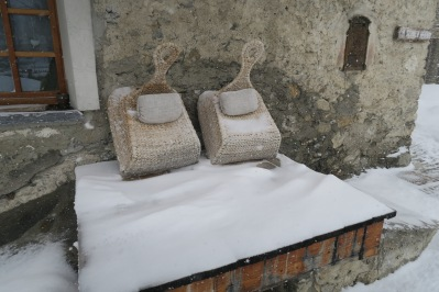 Chiaperra : fauteuils frigorifiés