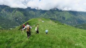 Droit devant : la Montagne Verte