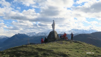 Soum det Mont et sa Vierge
