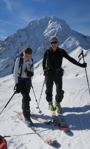 Ghislaine et Roger (crédit : Cécile)