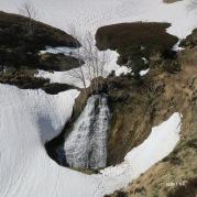 cascade sur l'arrec de Lasnères