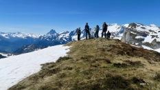 sommet du Lasnères