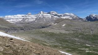 le Mont Perdu et ses vassaux