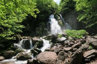 Cascade d'Espélunguère