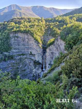 cascade de Sorrocal