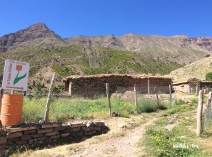 bergerie à Azib Ikkis