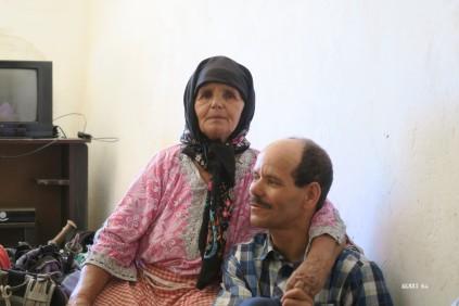 Omar et la mère de Fatima