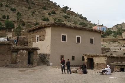 Le gîte à Igherm Izdarn