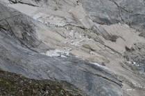 reste du glacier de Montferrat