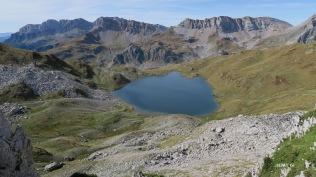 Brèche de Hana : lac Acherito