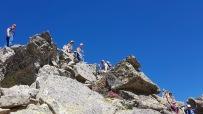 sommet du pic du Lac d'Arrious